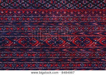 Turkoman Persian Carpet