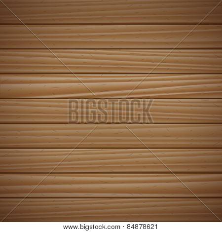 Vector wood planks texture.