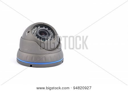 Digital Video Recorder And Video Surveillance Dome Cameras.