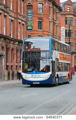 Stagecoach City Bus