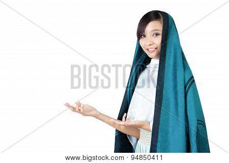 Muslim Woman Presentation
