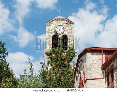 Greek Church Tower