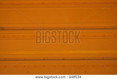 Yellow School Bus Detail