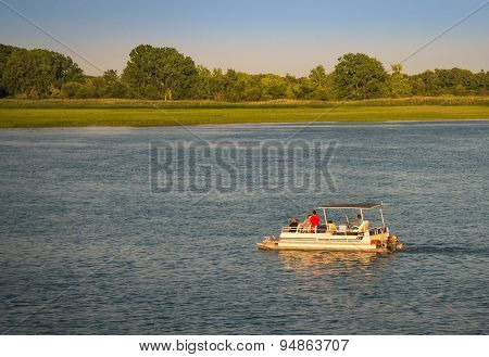 Summer Boating