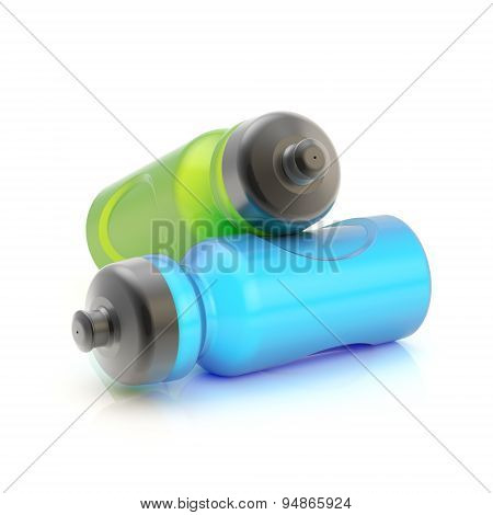 Sport water bottle composition