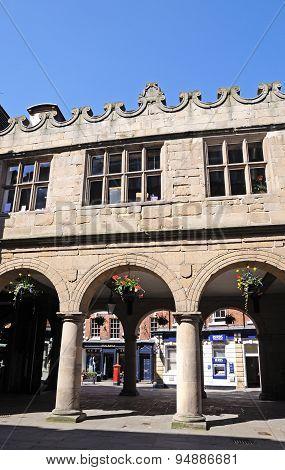 The Market Hall, Shrewsbury.