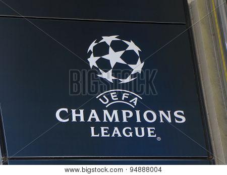 UEFA soccer football