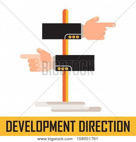 Development Direction Image