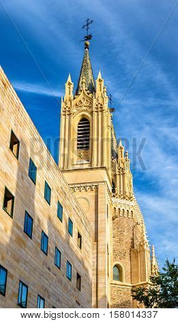 San Jeronimo el Real, a Roman Catholic Church in Madrid - Spain