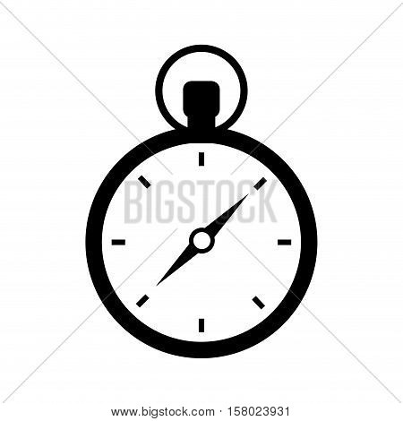 compass travel device isolated icon vector illustration design