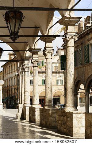 Historic Buildings Ascoli Piceno