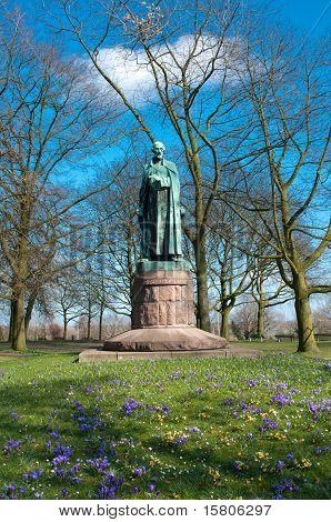 Statue Of Petrus Canisius