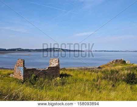Cramond Island, Scotland