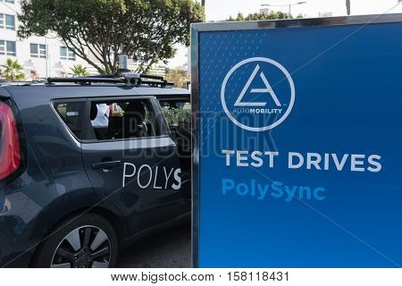 Polysync Self-driving Cars.