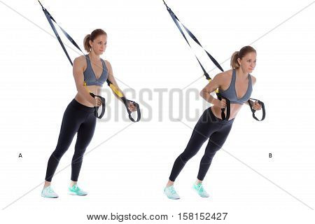 Trx Chest Press With Grip Inside