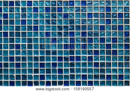 A set of Mosaic Wall Tile that used in a Bathroom