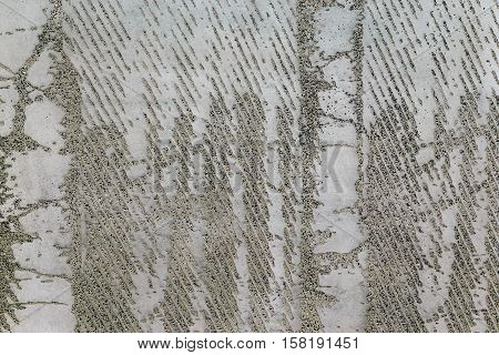 A Rough Concrete Wall Background with Texture