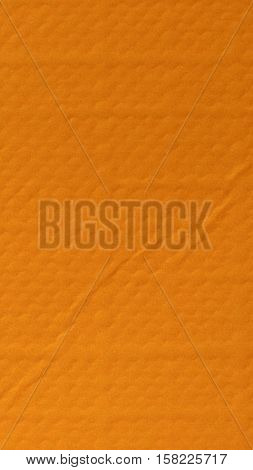 Yellow Leatherette Background - Vertical