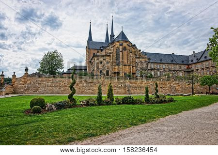Church Of Saint Michael In Bamberg Upper Franconia Germany