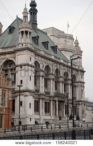 Former City Of London School In England