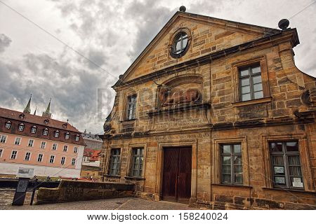 Former Slaughter House In Bamberg Germany