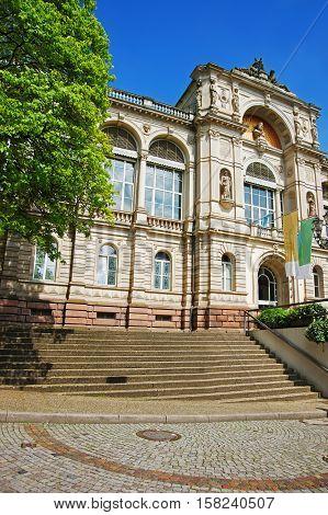 Friedrichsbad Spa In Baden Baden Germany
