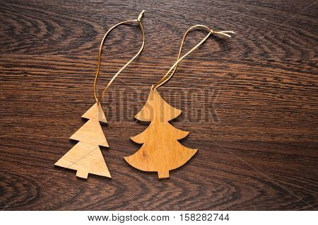 Handmade Decoration Christmas Trees