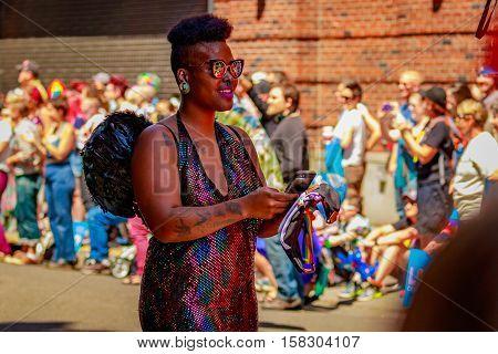 Portland Pride Parade 2016
