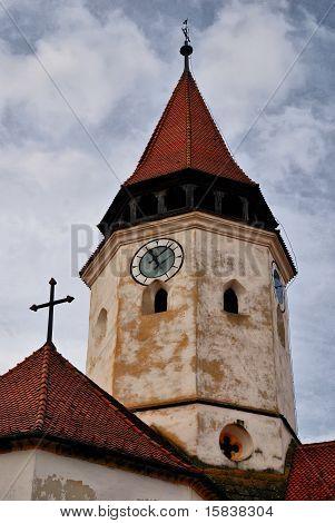 Prehmer Fortified Church, Romania