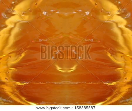 sweet honey texture for a food background