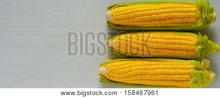 Corn can be used as food preparations versatile and good for health