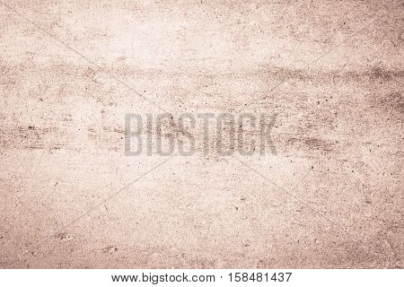 art concrete texture for background in sepia. color dry scratched surface wall cover sand art abstract colorful relief scratches shabby vintage concrete grey detail stone covering.