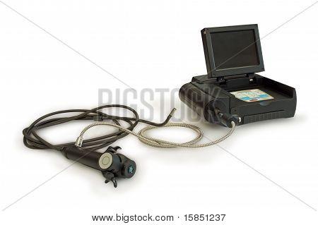 Technical endoscope.