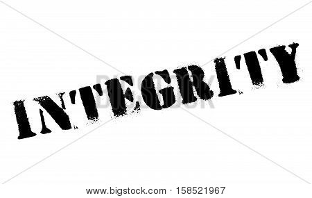 Integrity Stamp