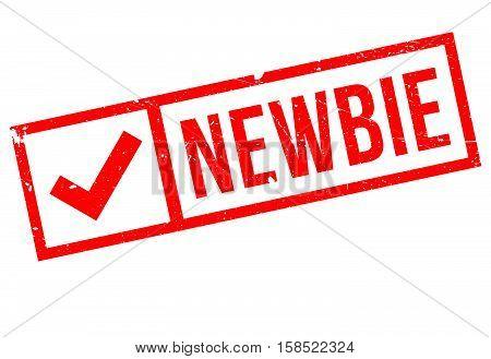Newbie Stamp