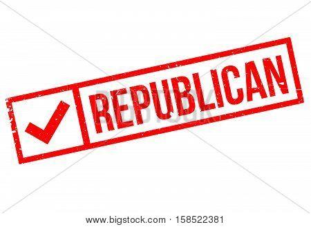 Republican Stamp