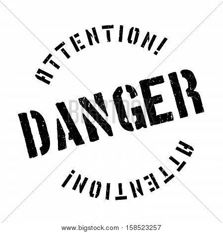 Danger Stamp