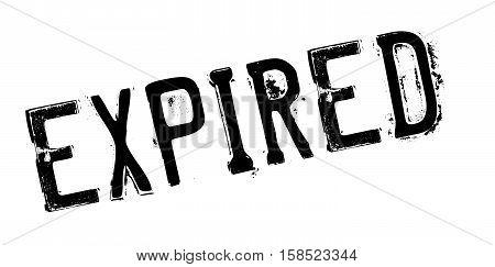 Expired Stamp