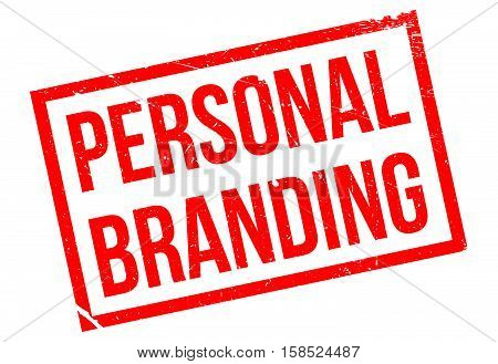 Personal Branding Stamp