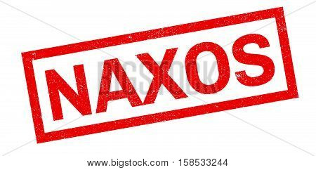 Naxos Rubber Stamp