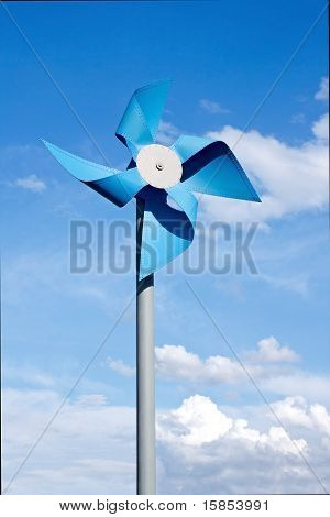 Windmill Blue