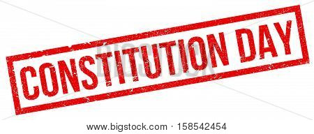Constitution Day Rubber Stamp
