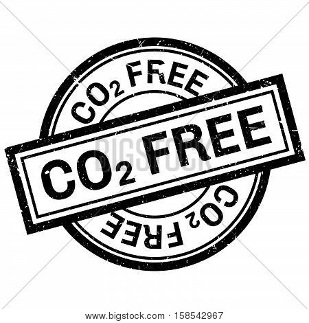 Co2 Free Rubber Stamp