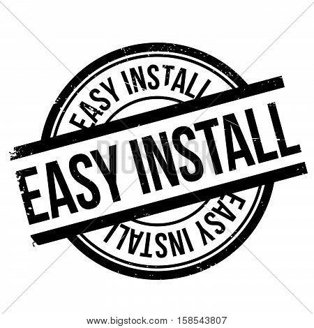Easy Install Stamp