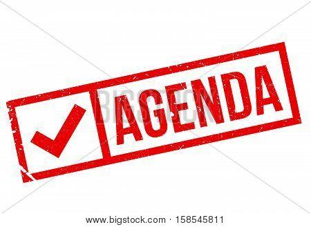 Agenda Stamp