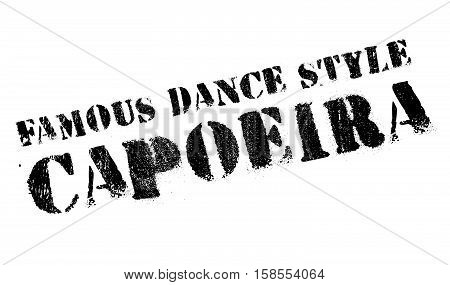 Famous Dance Style, Capoeira Stamp
