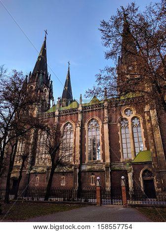 Olga And Elizabeth Cathedral