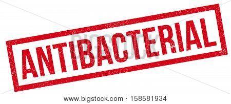 Antibacterial Rubber Stamp