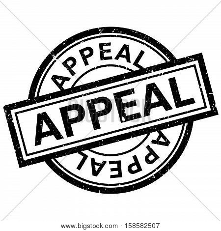 Appeal Rubber Stamp