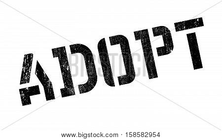 Adopt Stamp